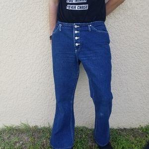 NoBo Blue Flare Jeans